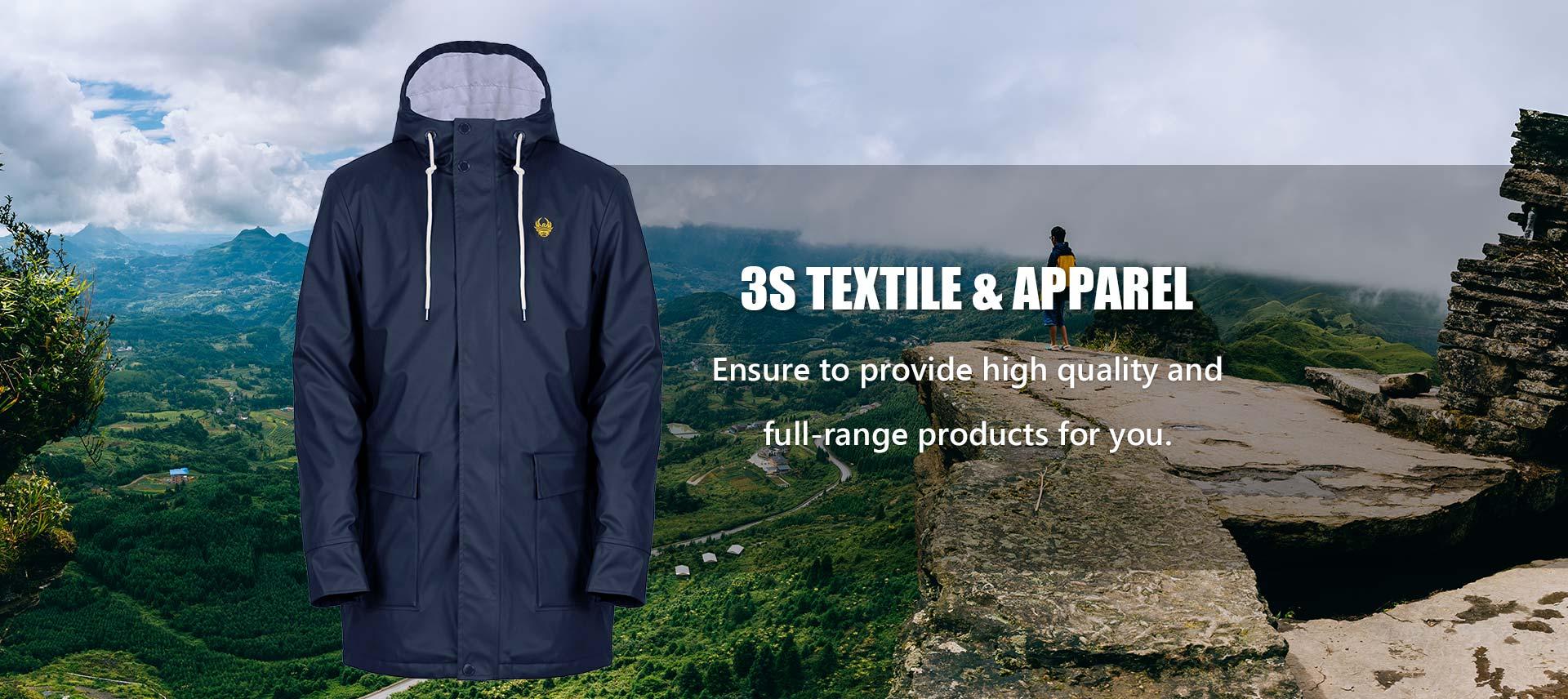 3S Textile & Apparel