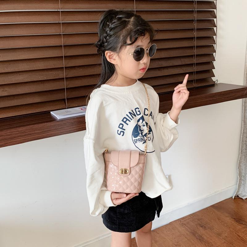 Kids Purses Cute Chain Shoulder Bag