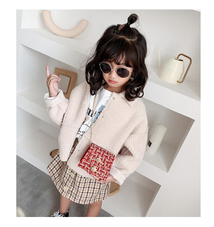 2021 Sweet Rivet Mini Square Kids Bag