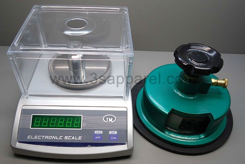 MACHINE FOR TESTING WEIGHT