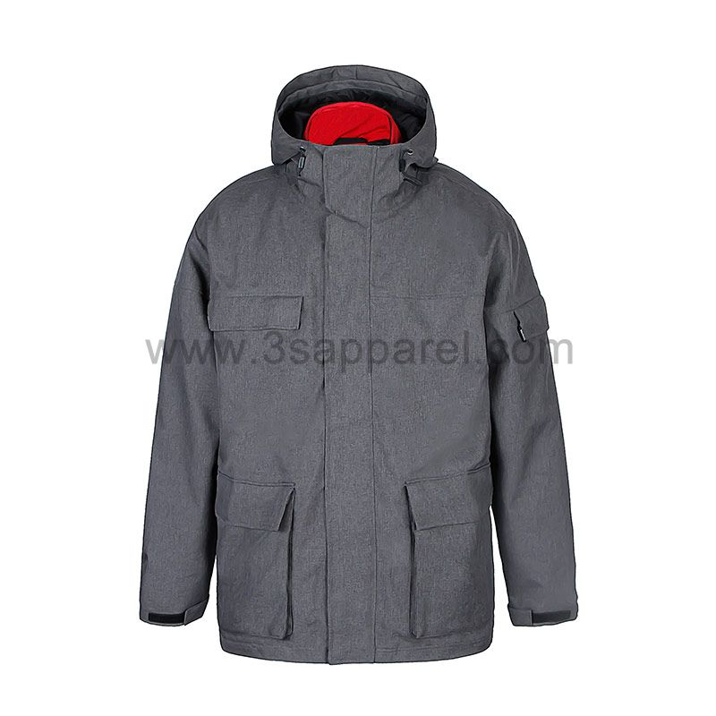 Three in One Winter Proof Jacket