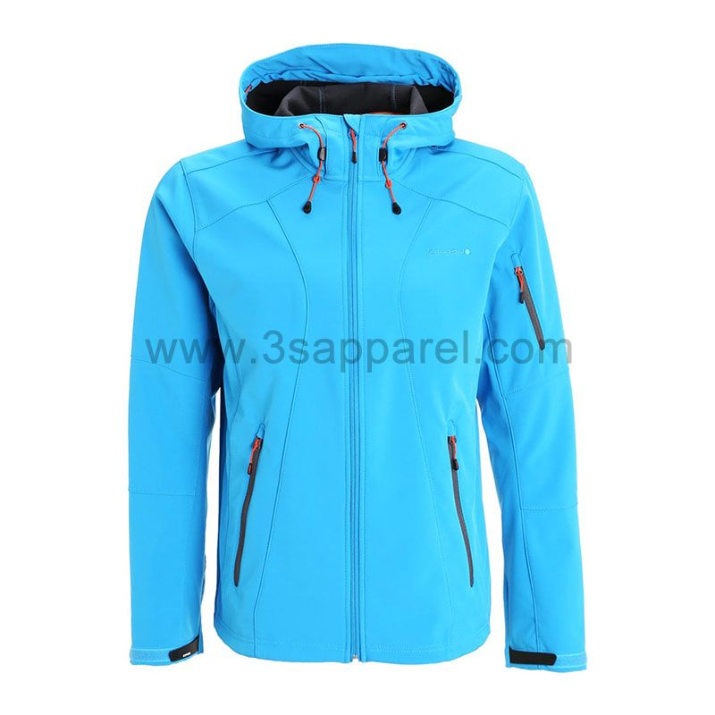 Lady's Softshell Jacket