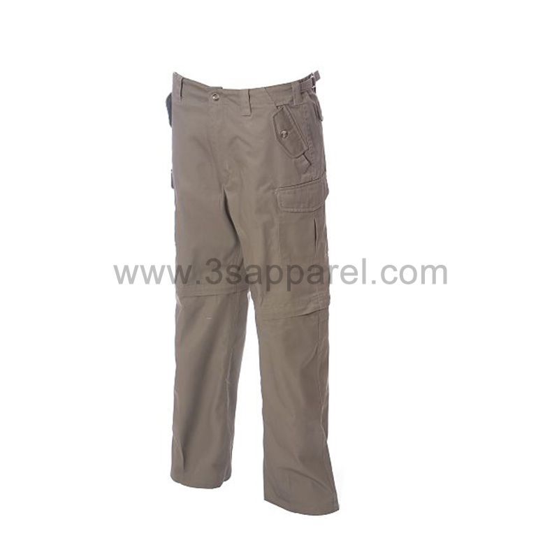 Man Long Trousers