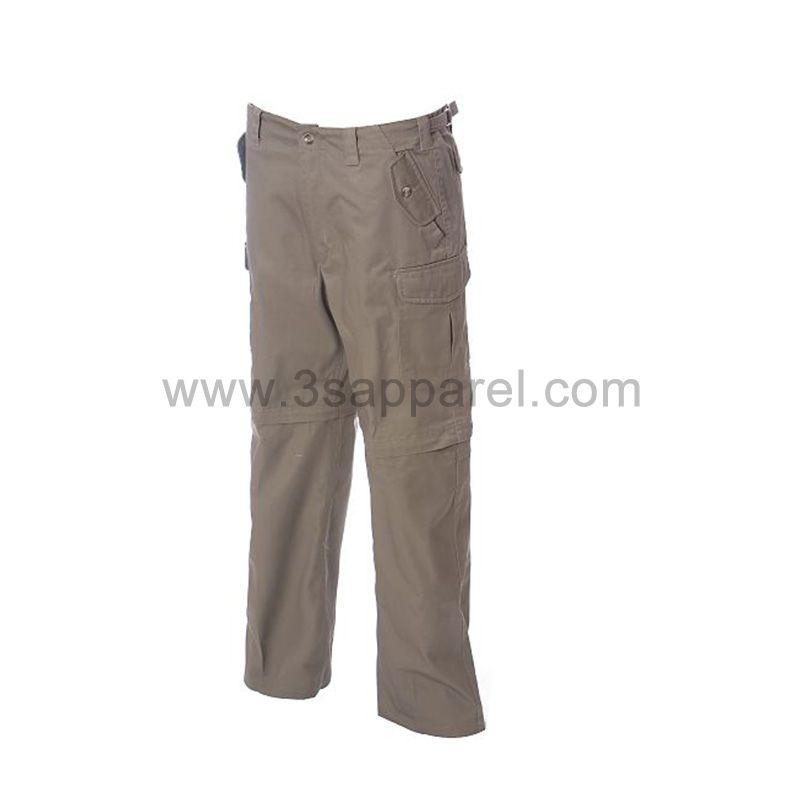 Man Long Trousers