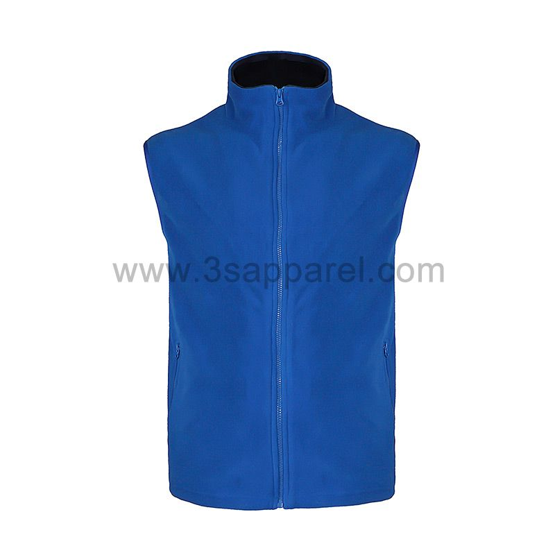 Men Polar Fleece Vest