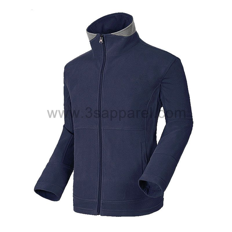 Men Polar Flecce Jacket