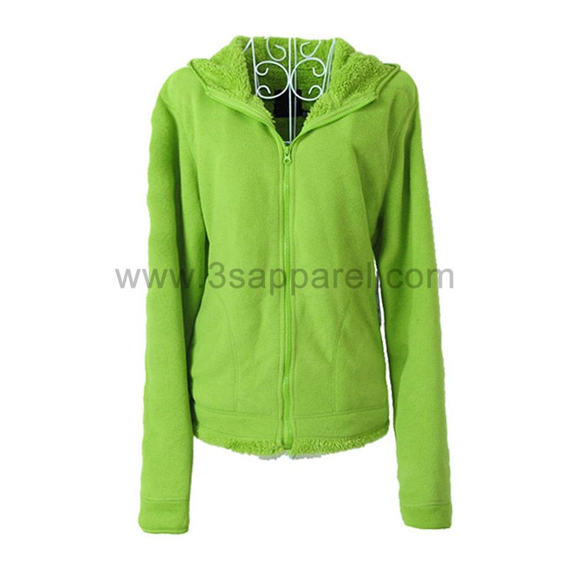 Lady's Polar Fleece Jacket