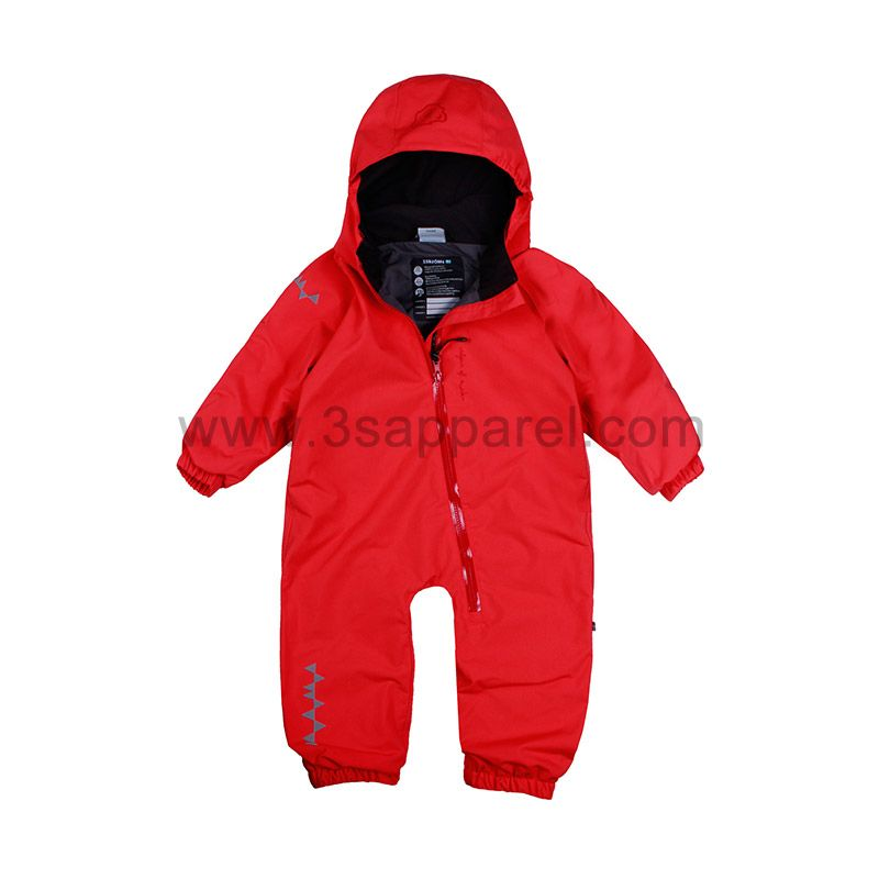 Kid's coverall