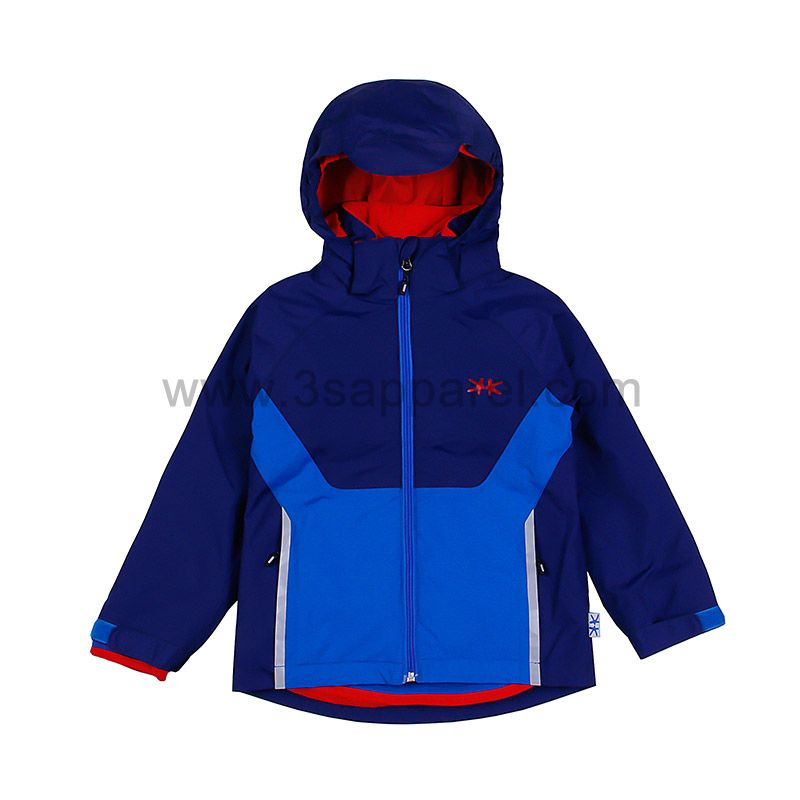 Kid's 3 in 1 jacket