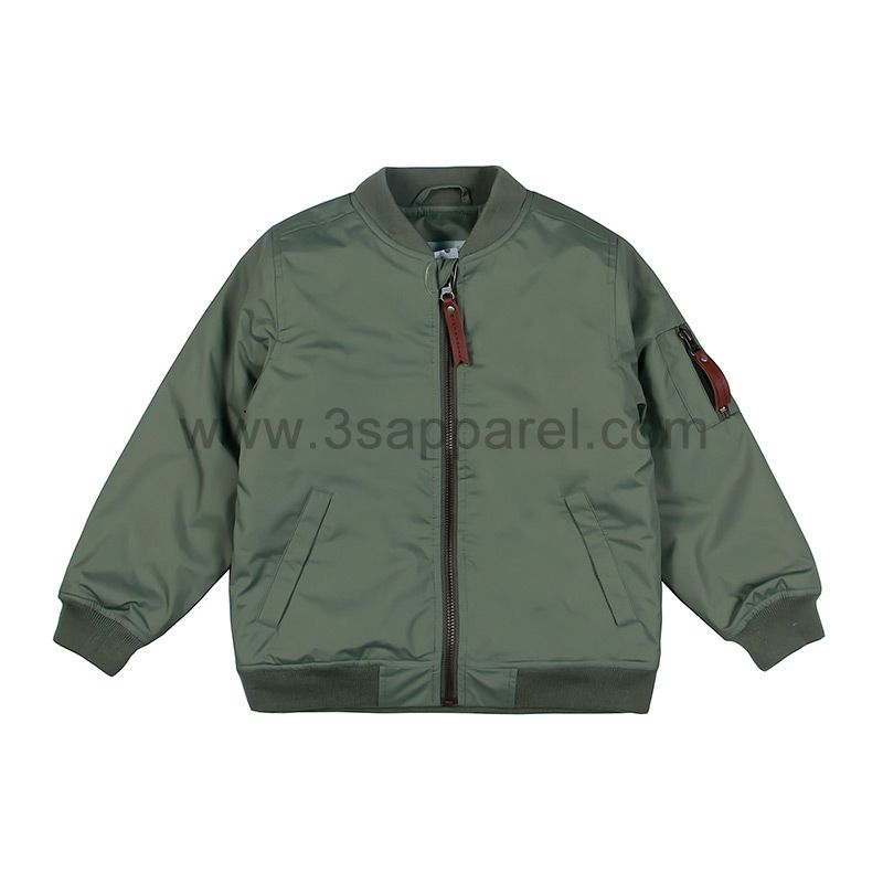 Boy's Padding Jacket