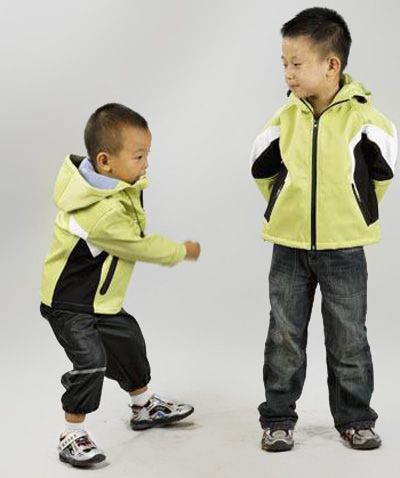 Children Softshell Jacket