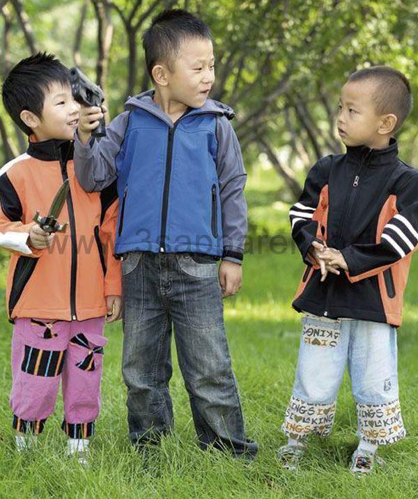 Children Softshell jacket